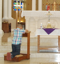 First Reconciliation Celebration