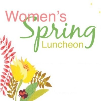 Annual Women's Society Luncheon