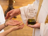 Anointing of the Sick at Evening Mass