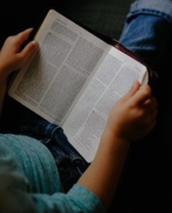 Check Out Encounter, a Bible Study for Middle-Schoolers, this Monday