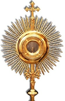 The Blessed Sacrament - reposed until Jan 3