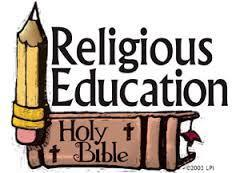 Religious Education Classes and First Holy Communion Reconciliation