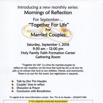Together for Life - For Married Couples