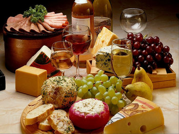 Wine & Cheese Tasting Party