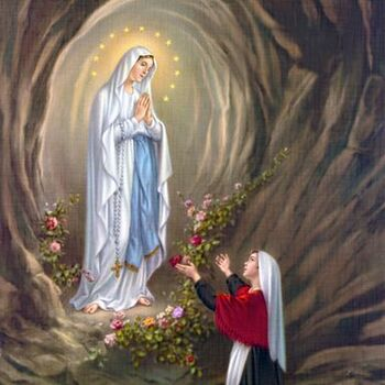 Memorial of Our Lady of Lourdes, and the World Day of the Sick - February 11