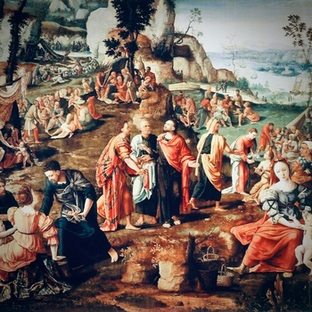 Seventeenth Sunday in Ordinary Time 2021