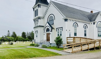 Summer Preparations and Fundraising Yard Sale at Saint William's Church