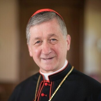 A letter of gratitude from Cardinal Cupich to our Holy Child Jesus Parish.