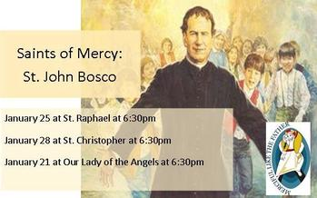 Saint of Mercy: St. John Bosoc