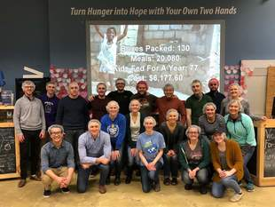 Image of RAYA FMSC service event.