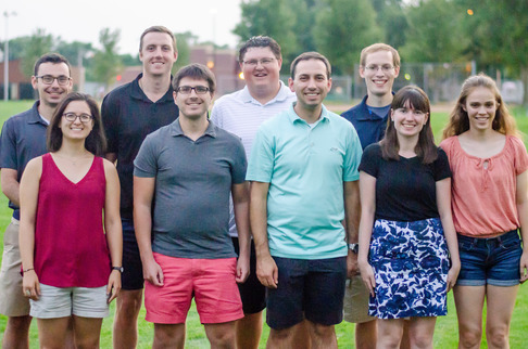 Picture of West Metro Young Adults Core Team