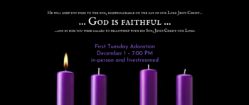 Young Adult Holy Hour Roseville Area Young Adults