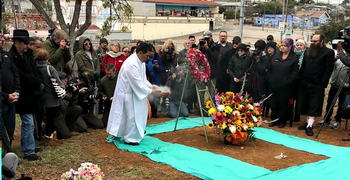 Los Angeles County Burial of Unclaimed Dead, December 3, 9:30 AM