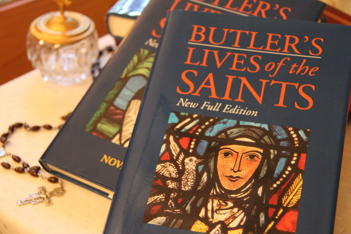 Butler's Lives of Saints