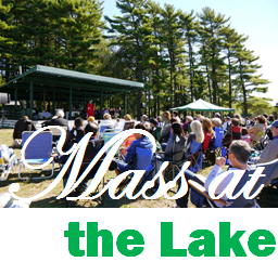 Mass at the Lake