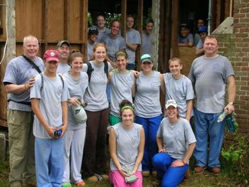 Summer 2016 Mission Trip Informational Meeting