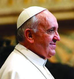 Pope Francis Has Issued His First Apostolic Exhortation