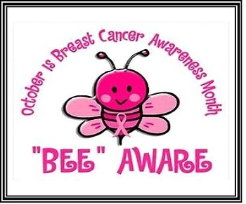 ELC Wearing Pink - Breast Cancer Awareness Month