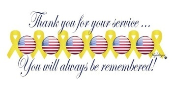Veterans Day -Thank you to all our Veterans