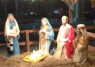 Christmas and New Year's Mass Schedule