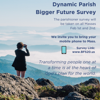 Bigger Future Survey