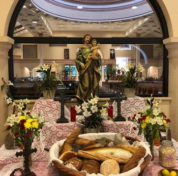 Celebrate St. Joseph's - Sunday, March 22nd