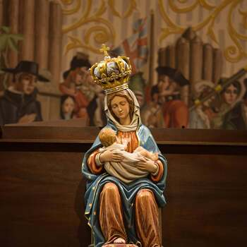 Celebrate the Coronation of Our Lady of La Leche with us!