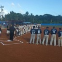 FD opens new baseball field with a win