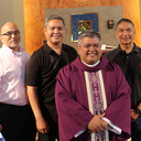 FD and AOLG Alumni Classes Celebrate Mass Together