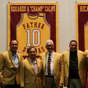 The Guam Daily Post's story on the FD Basketball Jersey Retirement Ceremony.