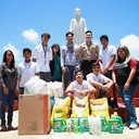 Campus Ministry Donates to Alee Shelter