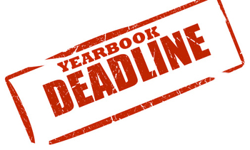 Yearbook Advertisement Deadline