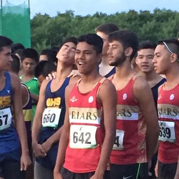 14th Asia Pacific Invitational XC Championship