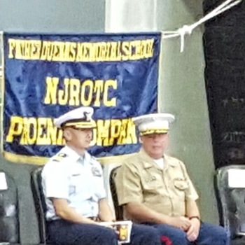 NJROTC Undergoes Yearly Inspection