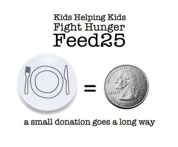 A Small Donation Goes A Long Way!