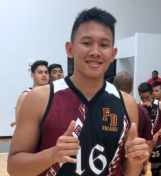 Friars Defeat Tiyan in Volleyball