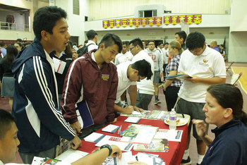 FD College Fair