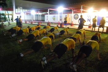 BLT 2016: Boot Camp for Brotherhood and Leadership