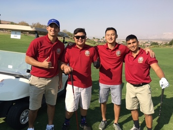 FD Alumni Host Golf Tournament