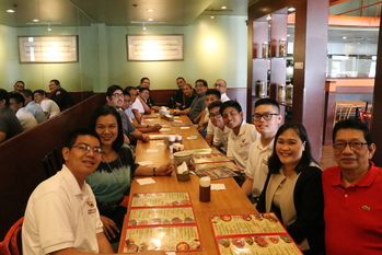 Students of the Quarter Luncheon