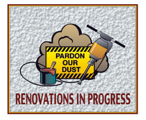 Parish Renovations and Improvements