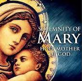 Mary, the Holy Mother of God