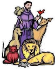 Blessing of the Animals & the Transitus of St. Francis