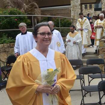 State Regent Mass and Reception
