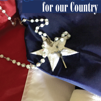 Patriotic Rosary for Unity and Charity