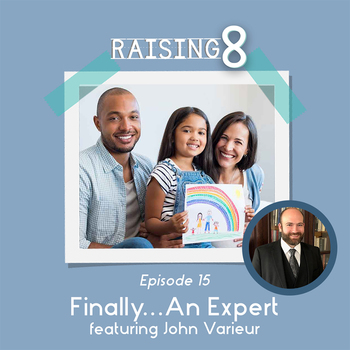 Episode 15: Finally...An Expert