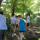 Sacred Heart Garden Project