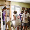 Parish aiding flood victims in Louisiana