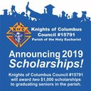 Knights of Columbus 2019 Scholarship