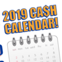 Cash Calendar Winners 2019